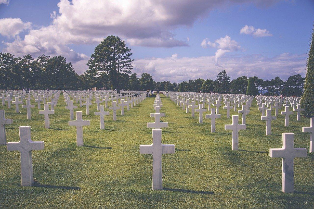 Brittany American Cemetery: Amerikaanse Begraafplaats In Saint James