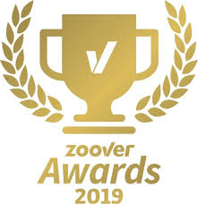 La Minoterie Wint Zoover Award Gold